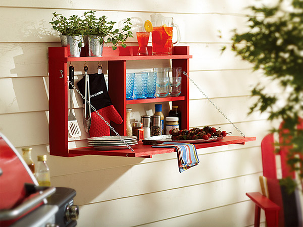 armoire à buffet bricolage