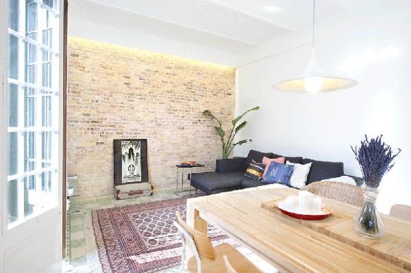 Appartement Passeig de Sant Joan