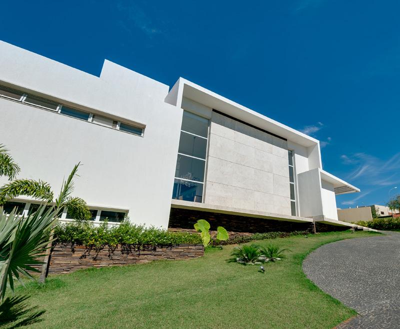 Brésil Hillside Home