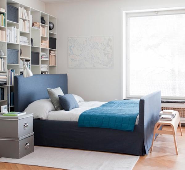 Couverture de cadre de lit