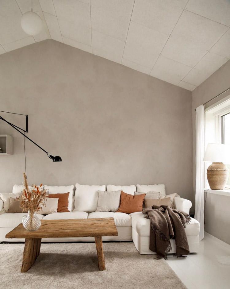 idées pour décorer un salon de style nordique