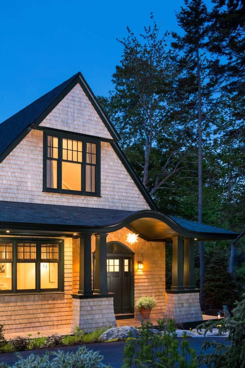 Cottage de style bardeau-WMH Architects-02-1 Kindesign