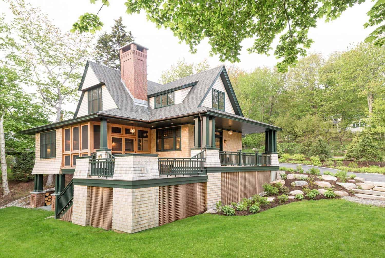 Cottage de style bardeau-WMH Architects-17-1 Kindesign