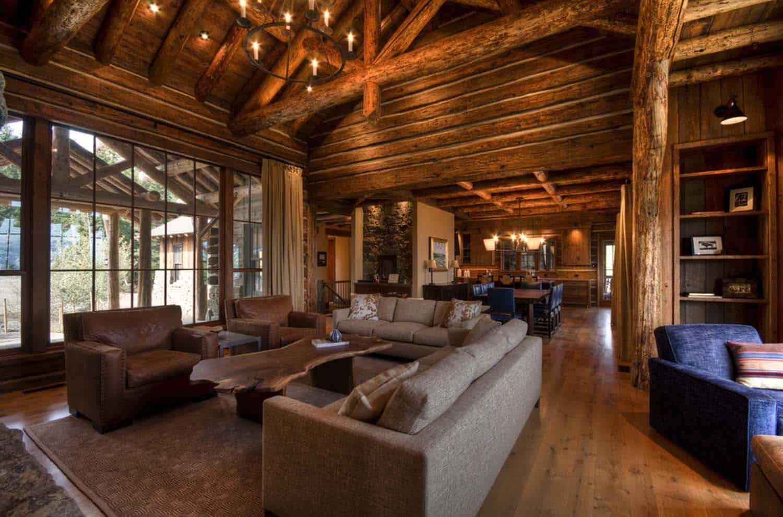 Rustic Mountain Home-Laura Fedro Interiors-06-1 Kindesign