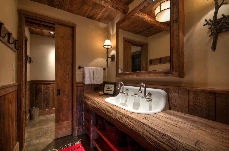 Rustic Mountain Home-Laura Fedro Interiors-17-1 Kindesign