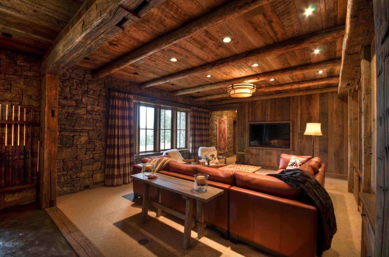 Rustic Mountain Home-Laura Fedro Interiors-23-1 Kindesign