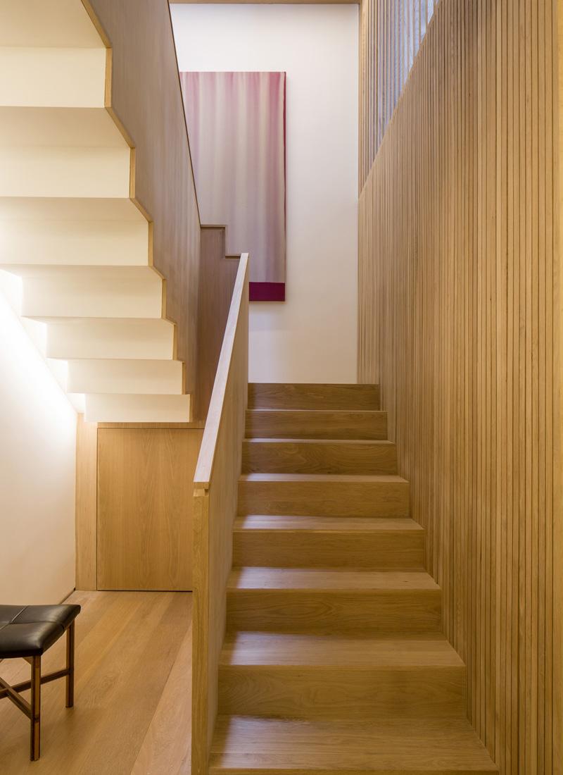 Escalier de Greenwich