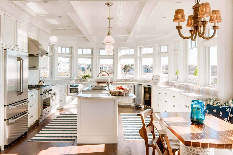 New England Beach House-Hurlbutt Designs-03-1 Kindesign