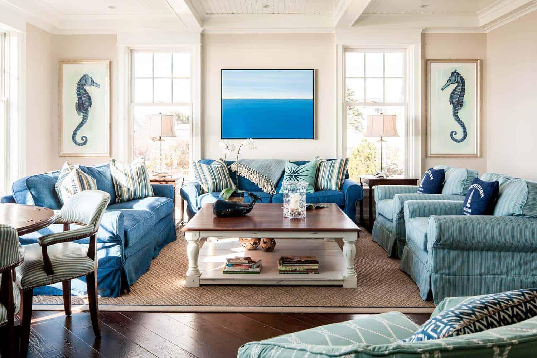 New England Beach House-Hurlbutt Designs-02-1 Kindesign