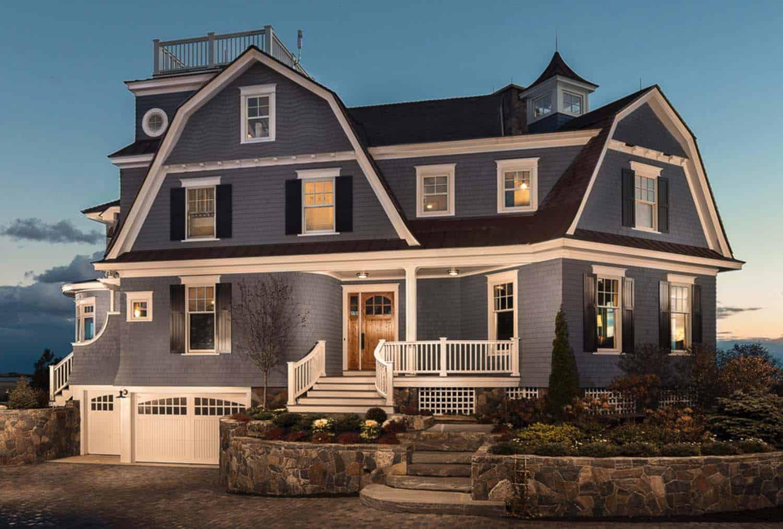 New England Beach House-Hurlbutt Designs-11-1 Kindesign