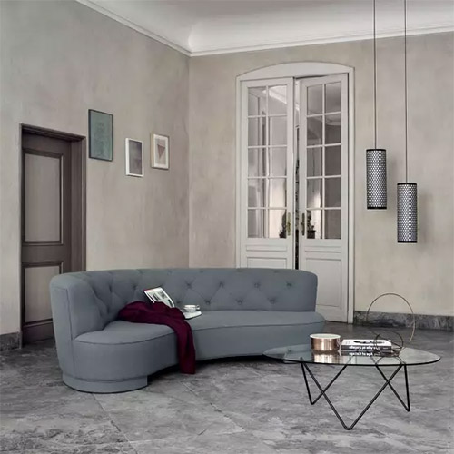 décoration des salons avec des meubles de style nordique