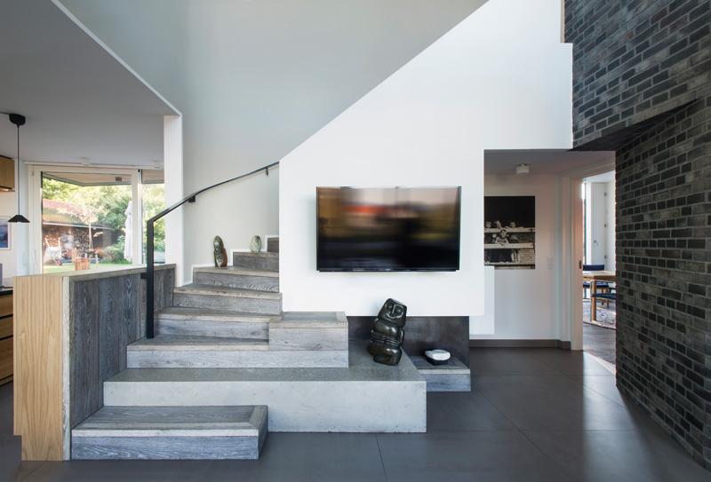 Escalier Villa U