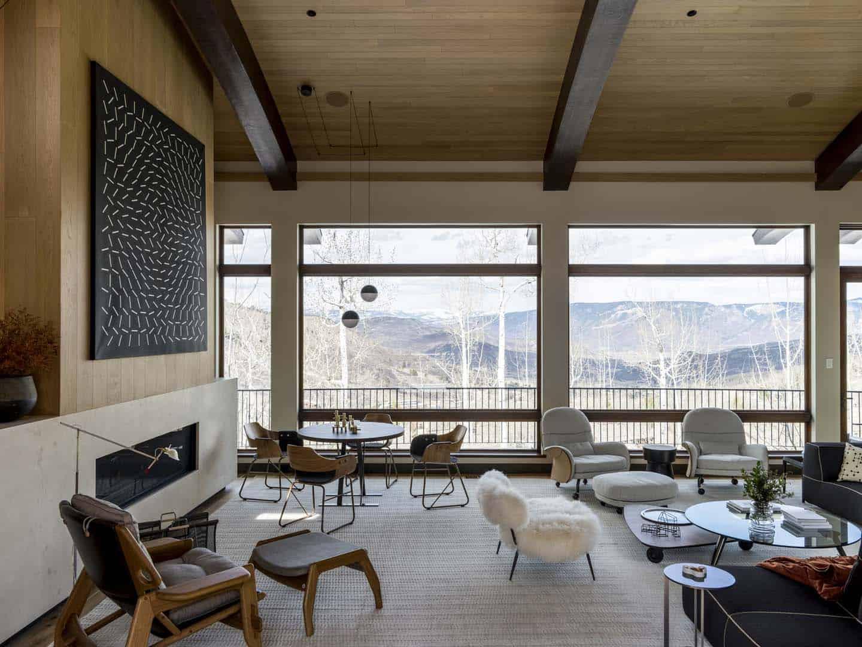 Rénovation contemporaine de montagne-Menendez Architects-02-1 Kindesign