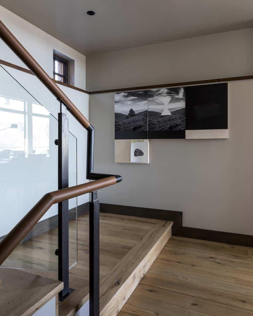 Rénovation contemporaine de montagne-Menendez Architects-12-1 Kindesign