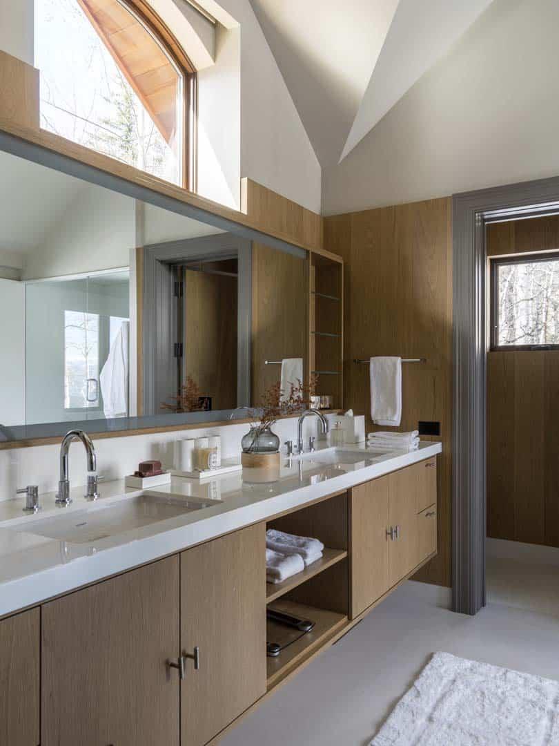 Rénovation contemporaine de montagne-Menendez Architects-19-1 Kindesign