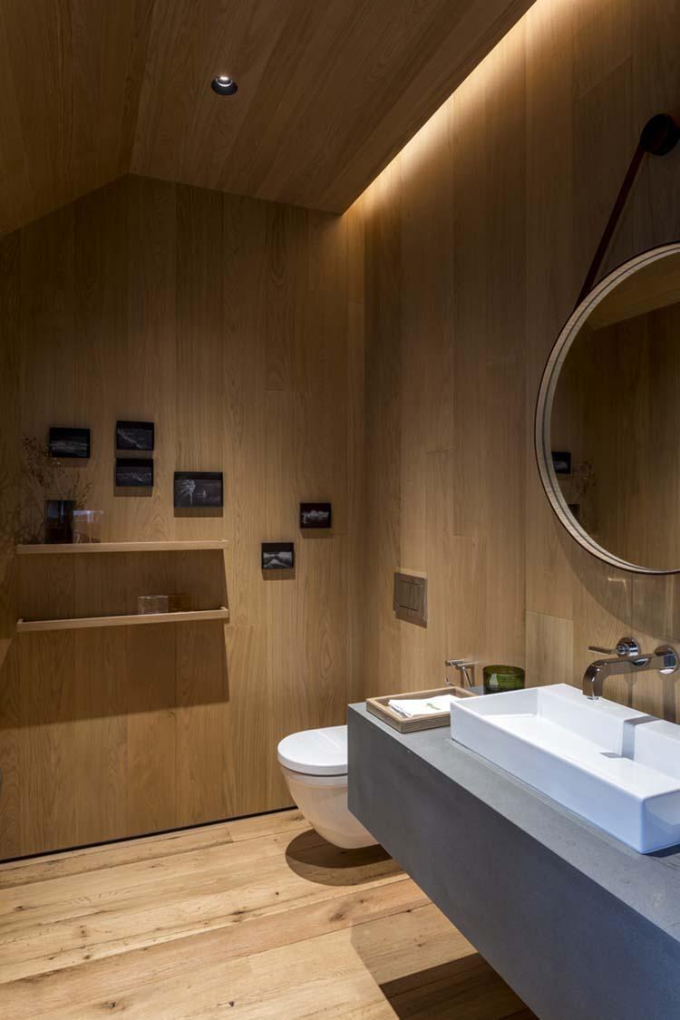 Rénovation contemporaine de montagne-Menendez Architects-10-1 Kindesign