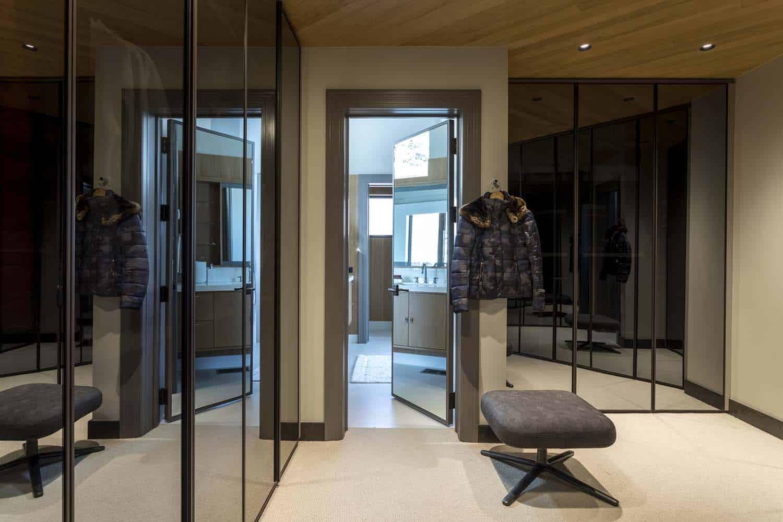 Rénovation contemporaine de montagne-Menendez Architects-18-1 Kindesign