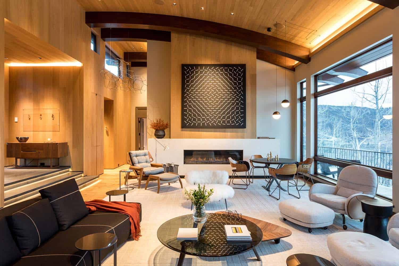 Rénovation contemporaine de montagne-Menendez Architects-28-1 Kindesign