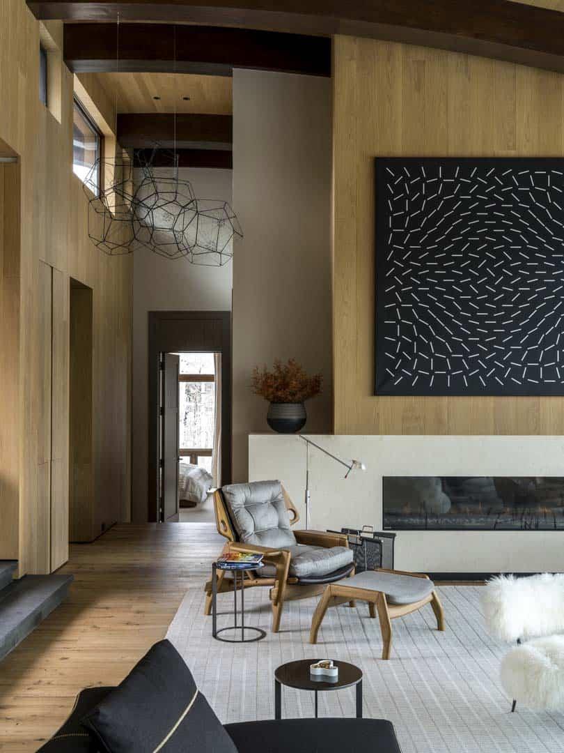Rénovation contemporaine de montagne-Menendez Architects-27-1 Kindesign