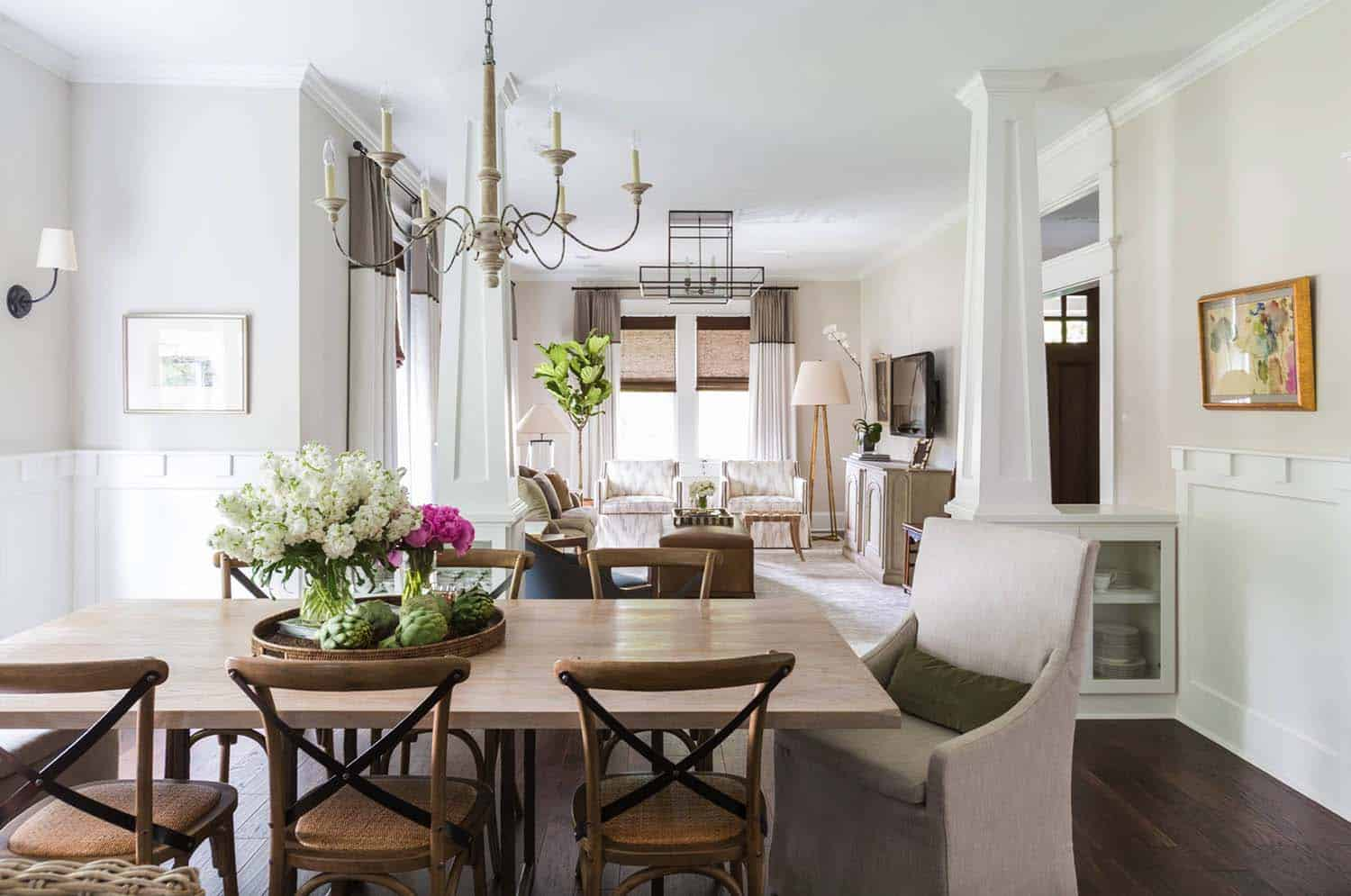 Style traditionnel Bungalow-Marie Flanigan Interiors-13-1 Kindesign