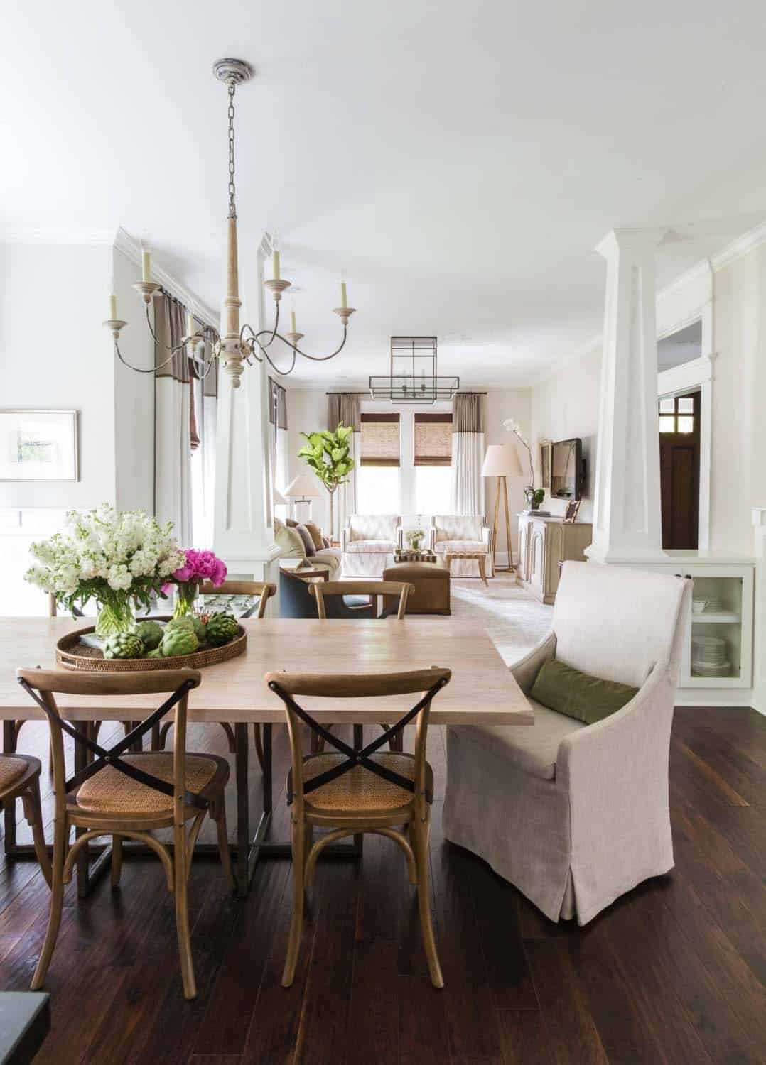 Style traditionnel Bungalow-Marie Flanigan Interiors-12-1 Kindesign