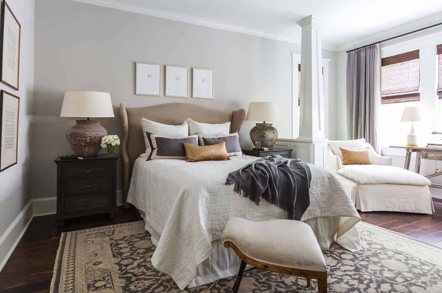 Style traditionnel Bungalow-Marie Flanigan Interiors-16-1 Kindesign