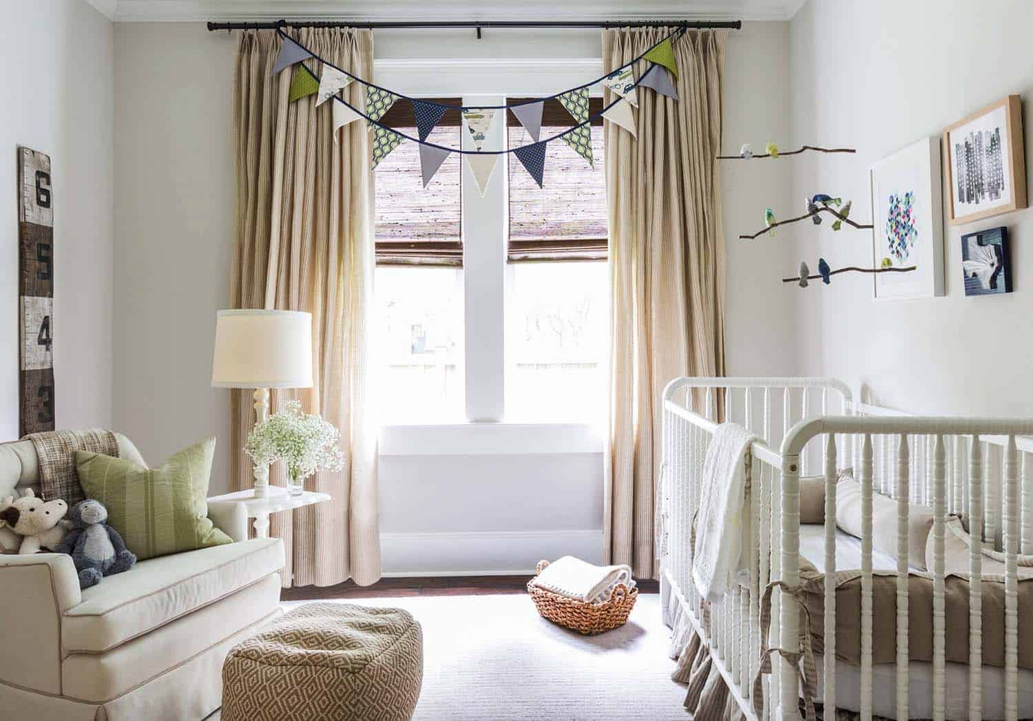 Style traditionnel Bungalow-Marie Flanigan Interiors-26-1 Kindesign