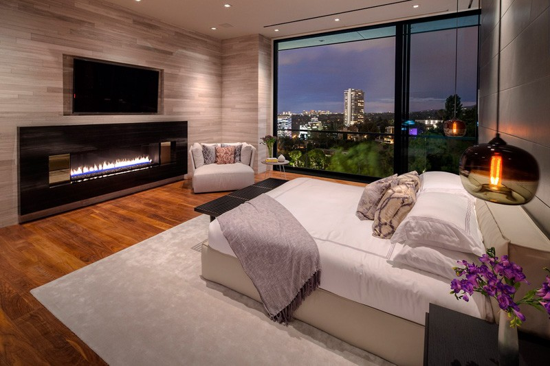 Chambre Hollywood Hills Home
