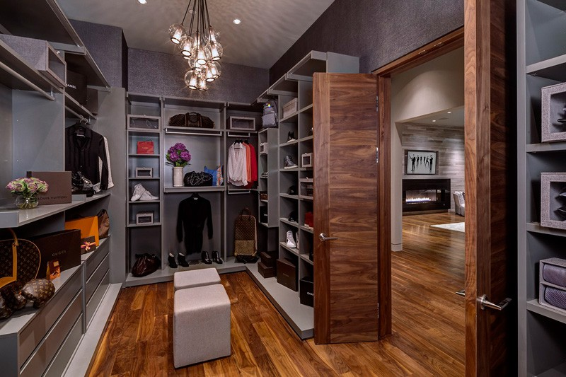 Armoire Hollywood Hills Home