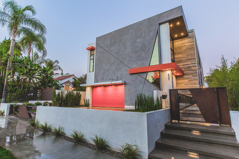 Maison moderne LA West Hollywood