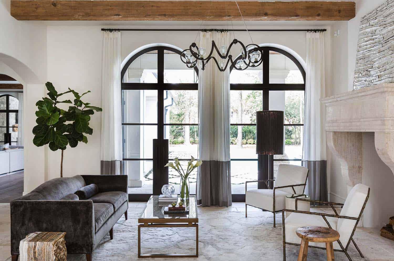 Maison de style méditerranéen-Marie Flanigan Interiors-08-1 Kindesign