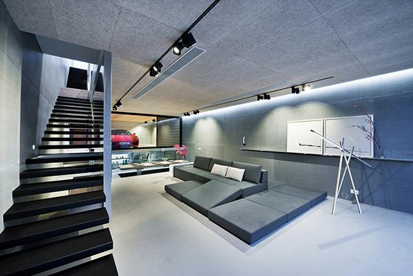 conception de maison fonctionnelle