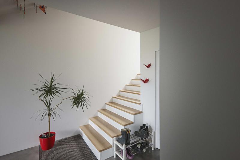Escalier Casa Jura