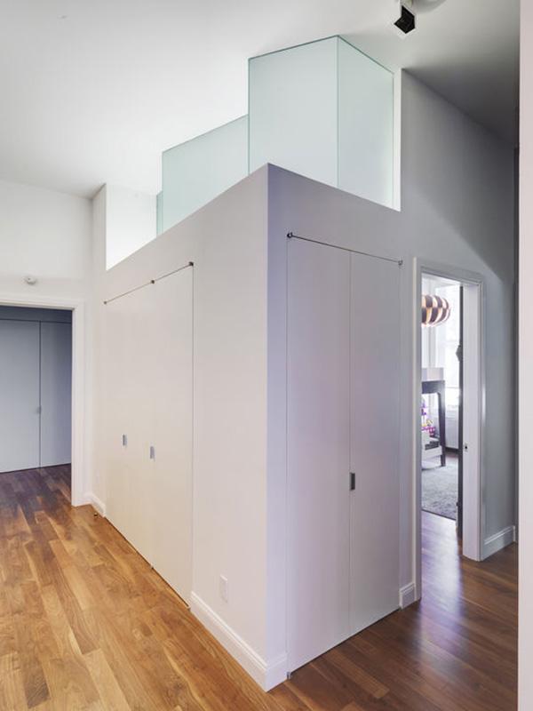 armoires encastrées