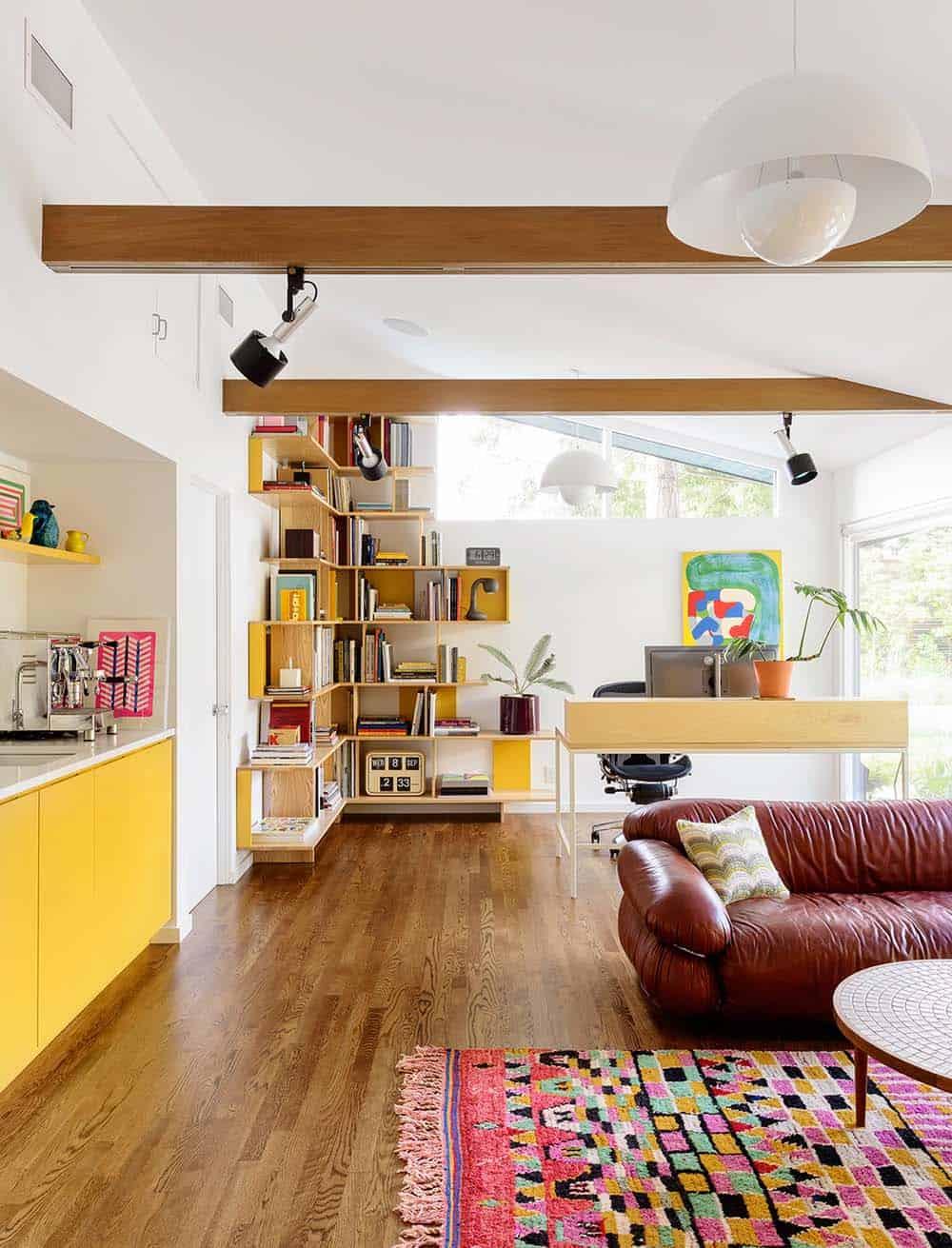 Remodelage de la maison du milieu du siècle-Jessica Helgerson-15-1 Kindesign