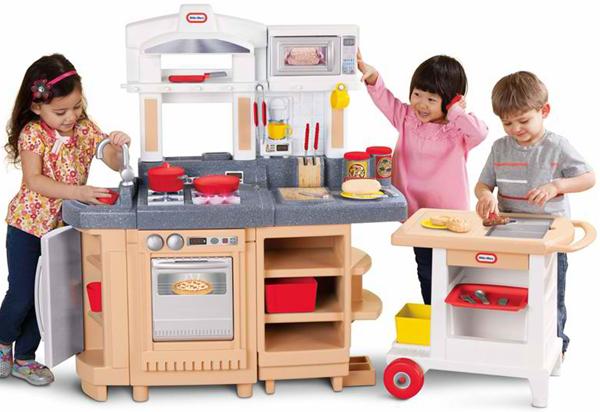 Jouer aux cuisines