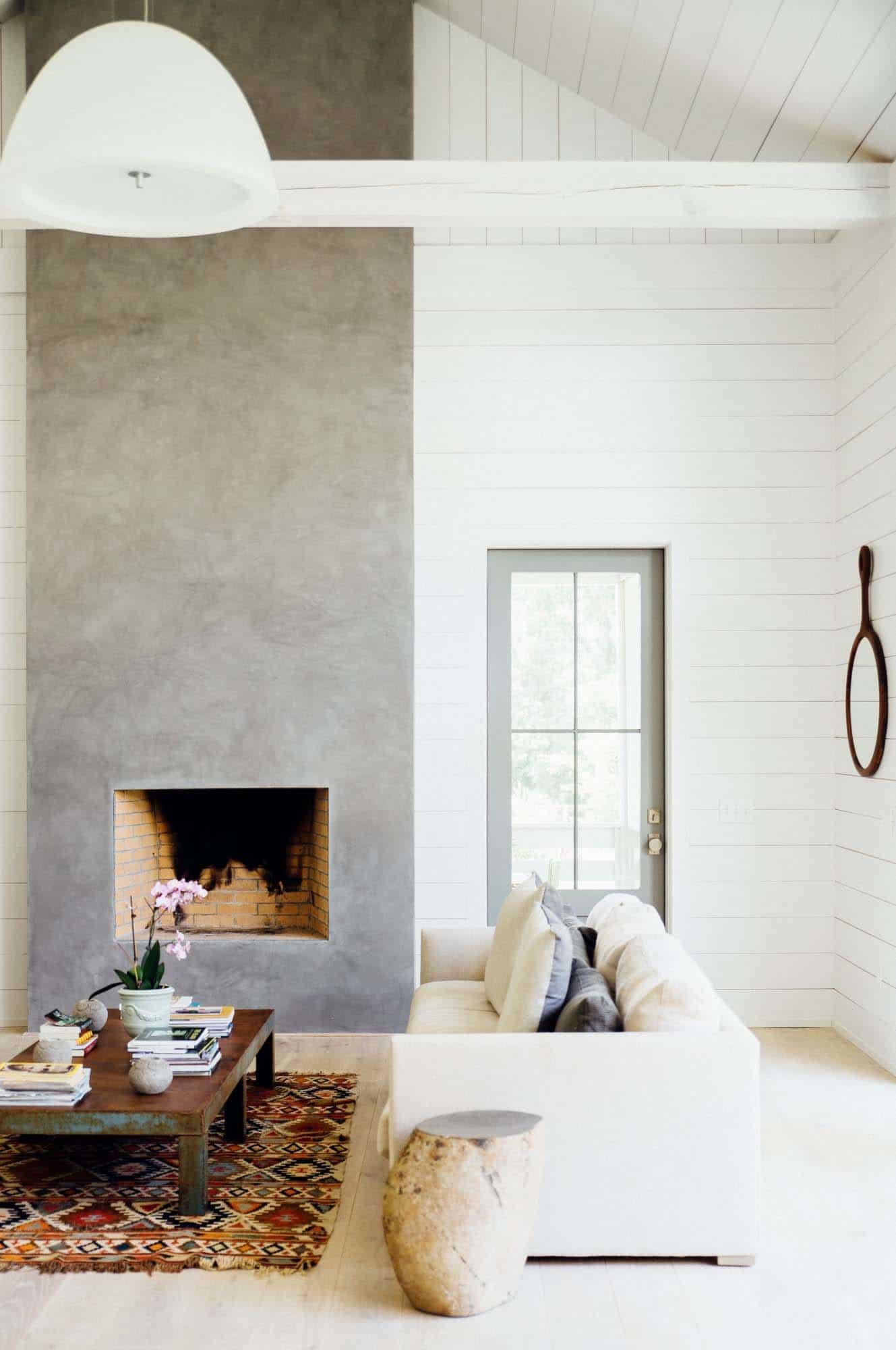Modern Organic Beach Cottage-Cortney Bishop Design-07-1 Kindesign