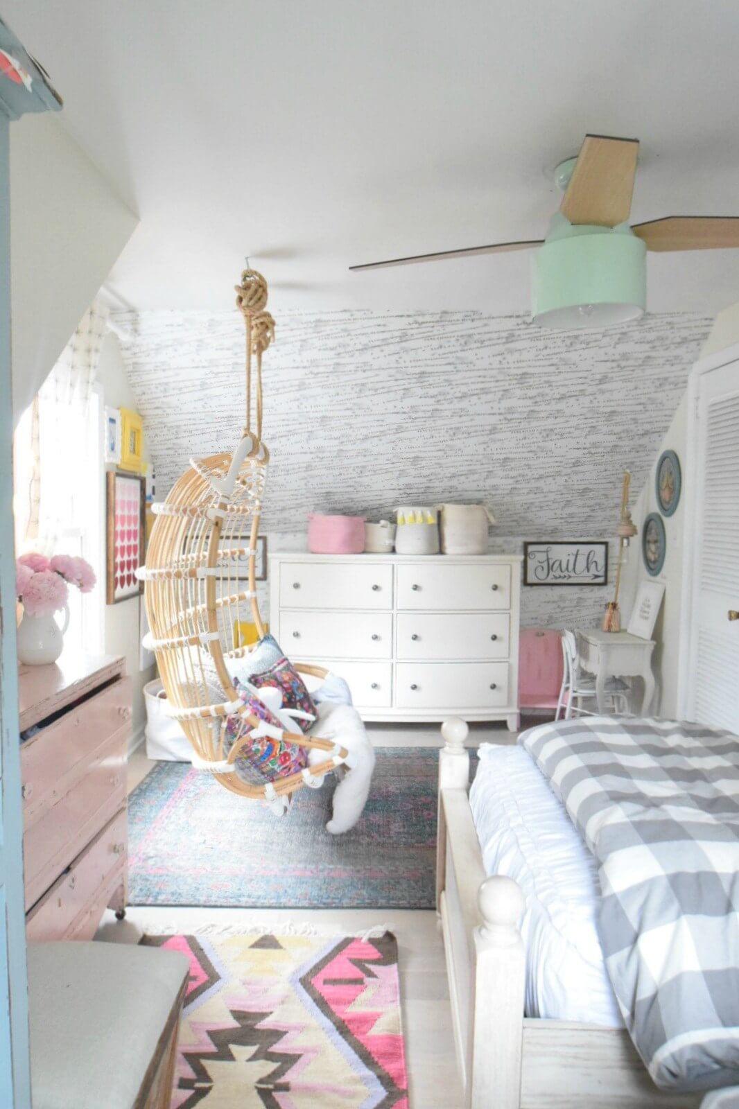 Décor de chambre à coucher The Pastel Heaven