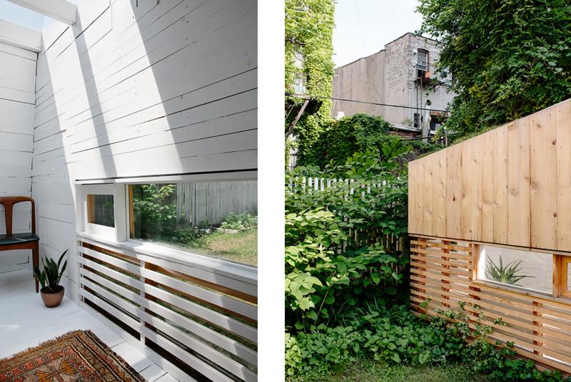 Fenêtre Brooklyn Garden Studio