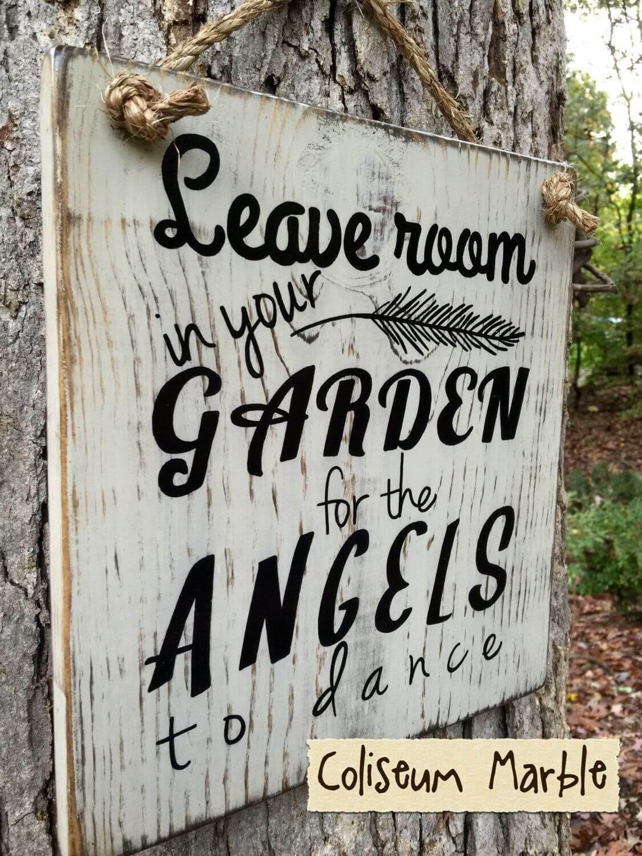 Signe inspirant avec grâce angélique