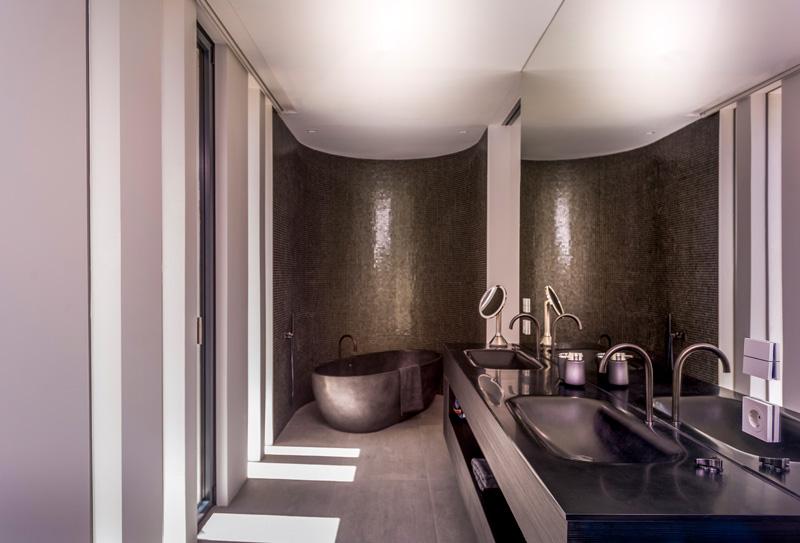 Salle de bain Cool Blue Villa