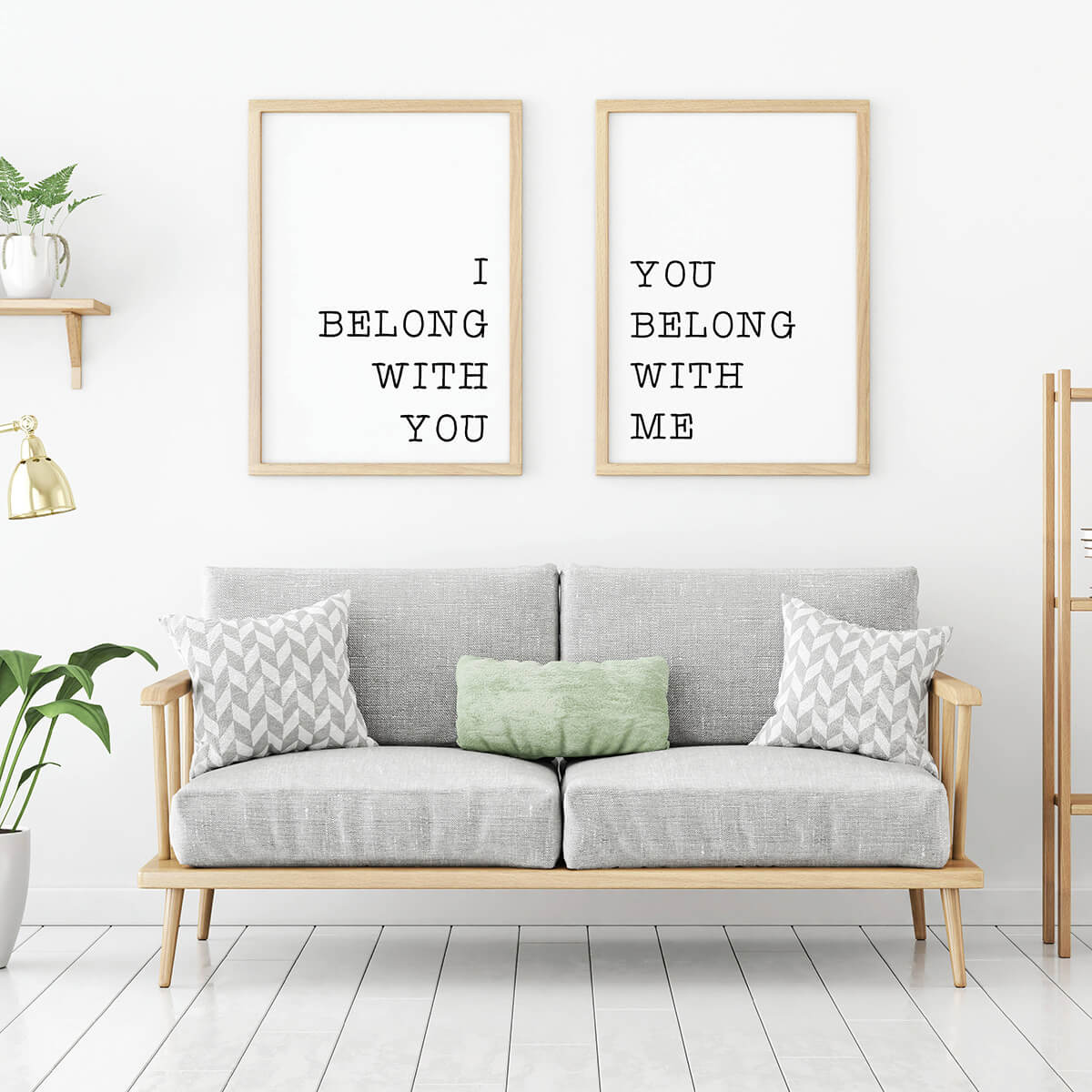 Impressions artistiques romantiques en deux parties