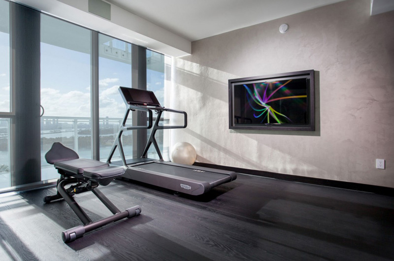 Bentley Bays Penthouse salle de sport
