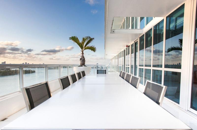 Terrasse Penthouse Bentley Bays