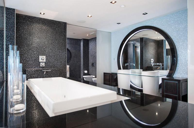 Bentley Bays Penthouse Salle de bain 2