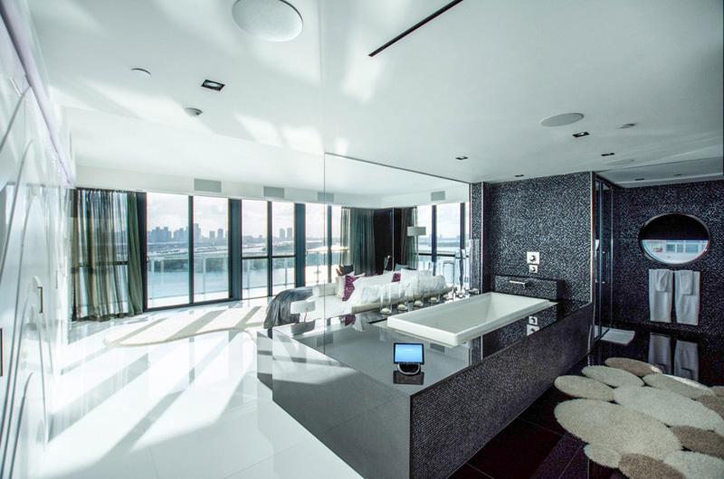 Bentley Bays Penthouse Salle de bain 1