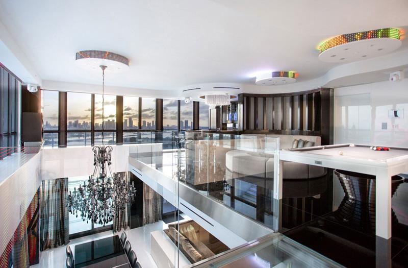 Intérieur Penthouse Bentley Bays
