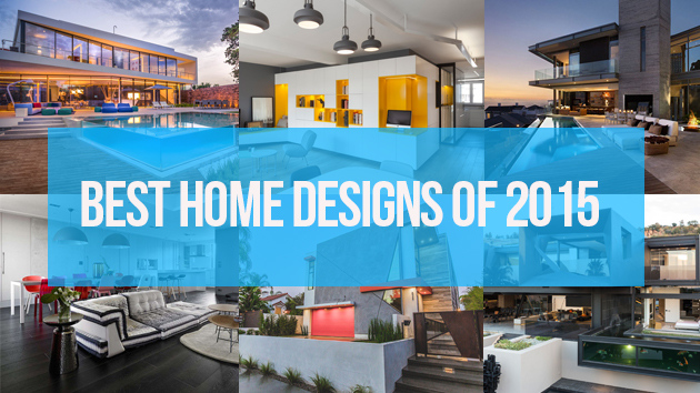 meilleures maisons 2015