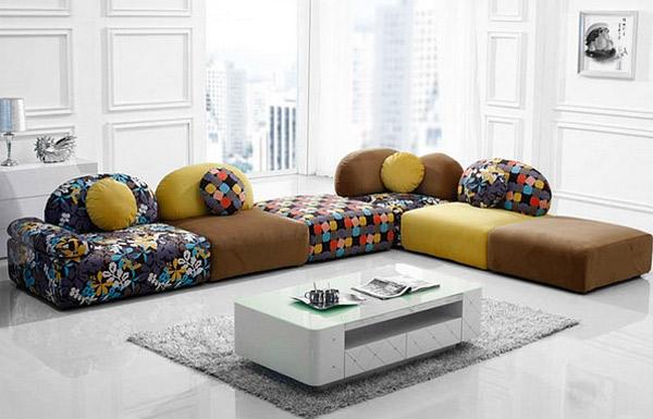 conception de canapé
