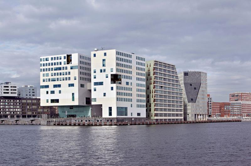 Conception de la maison aux Pays-Bas